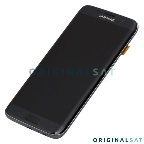 FULL SCREEN LCD ORIGINAL SAMSUNG GALAXY S7 EDGE G935F BLACK GH97-18533A
