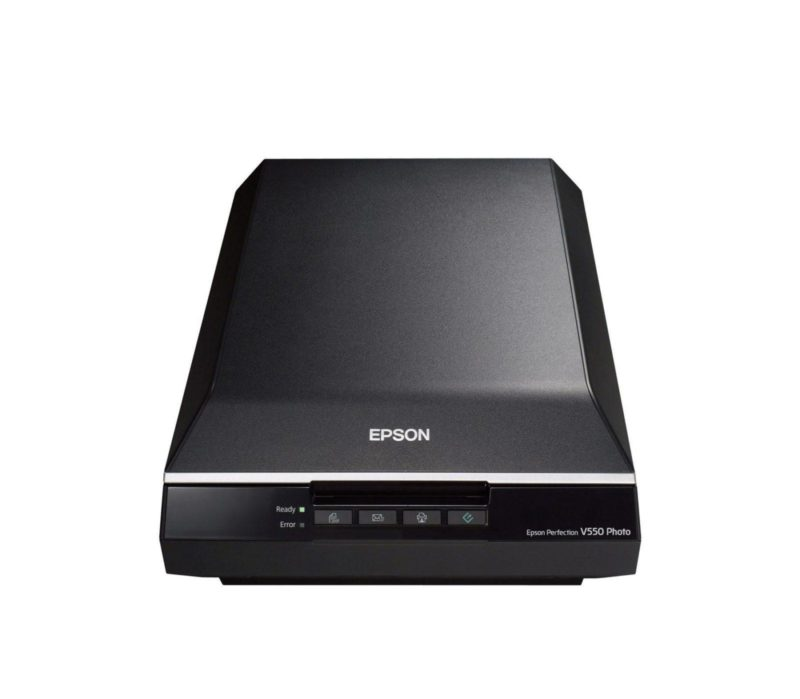Scanner Epson Perfection V550 Photo - repuestos moviles originales -1