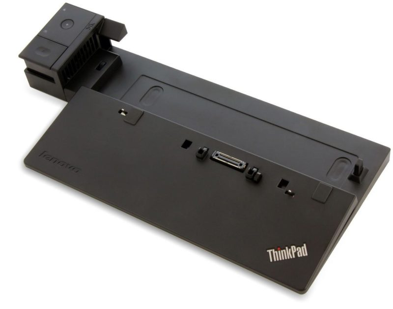 Lenovo ThinkPad Ultra Dock - 135W USB 3.0 (3.1 Gen 1) Type-A Negro - repuestos moviles originales -1