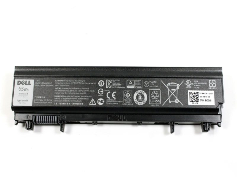 DELL WGCW6 refacci?n para notebook Bater?a - repuestos moviles originales -1