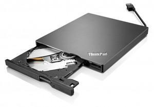 Lenovo ThinkPad UltraSlim USB DVD Burner unidad de disco ?ptico Negro DVD?RW - repuestos moviles originales -2