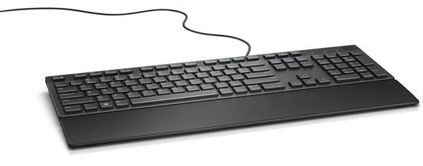 DELL KB216 USB QWERTZ Alem?n Negro - repuestos moviles originales -1