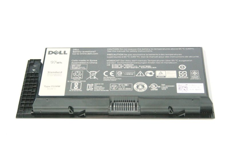 DELL WD6D1 refacci?n para notebook Bater?a - repuestos moviles originales -1