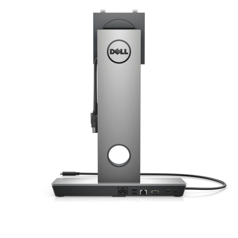 DELL DS1000 base para port?til y replicador de puertos USB 3.0 (3.1 Gen 1) Type-C Negro - repuestos moviles originales -1