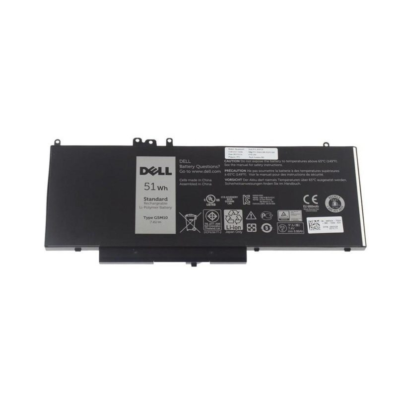 DELL 7FR5J refacci?n para notebook Bater?a - repuestos moviles originales -1