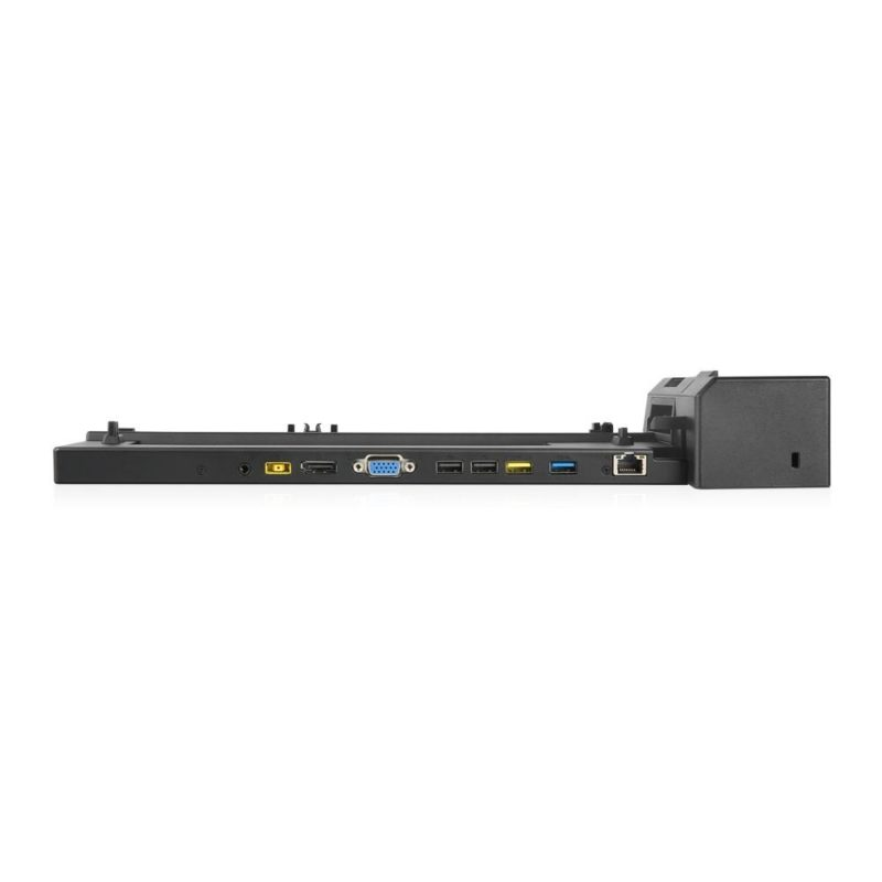 Lenovo 40AG0090DK base para port?til y replicador de puertos Negro - repuestos moviles originales -4