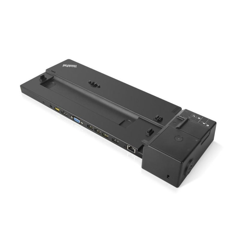 Lenovo 40AG0090DK base para port?til y replicador de puertos Negro - repuestos moviles originales -2
