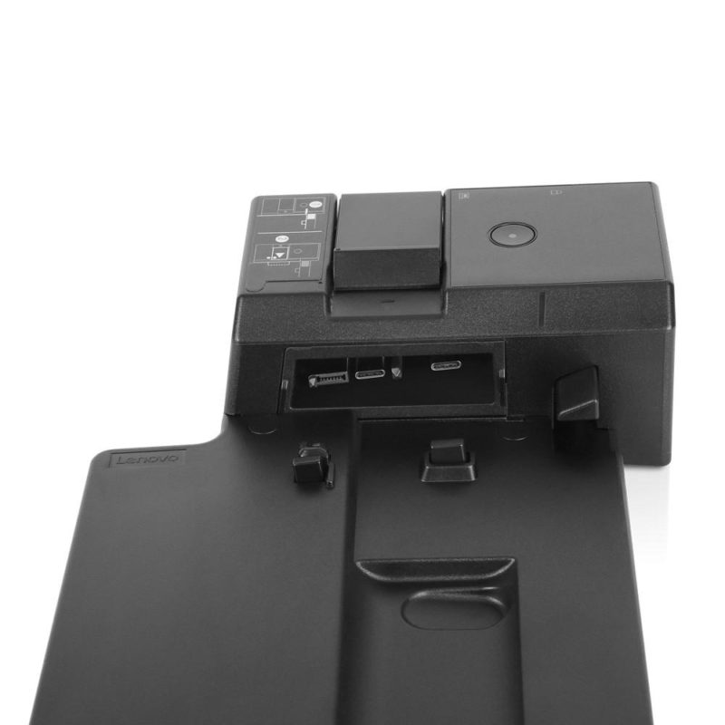 Lenovo 40AG0090DK base para port?til y replicador de puertos Negro - repuestos moviles originales -5