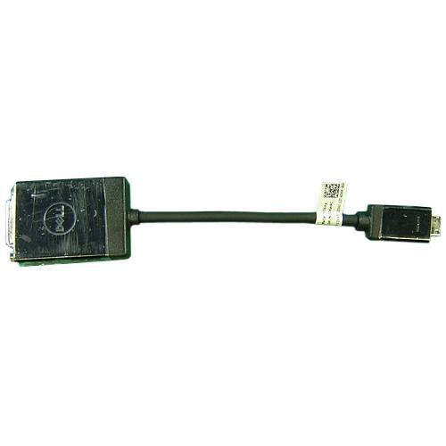 DELL 470-12366 adaptador de cable Mini-HDMI DVI Negro - repuestos moviles originales -2