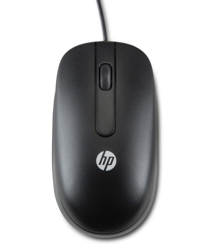 HP Rat?n l?ser USB de 1000 ppp - repuestos moviles originales -1