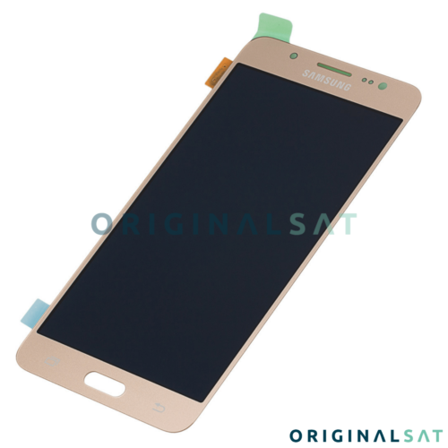 FULL SCREEN LCD ORIGINAL SAMSUNG J5 (2016) J510F GOLD GH97-19466A