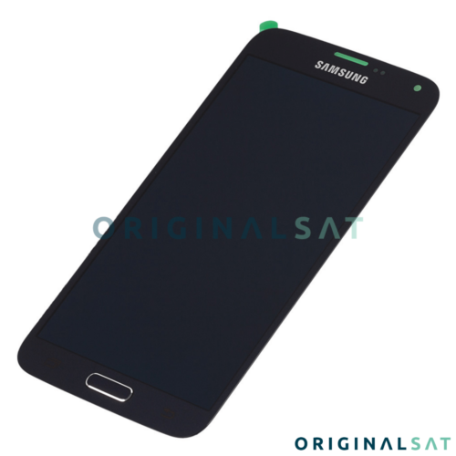 FULL SCREEN LCD ORIGINAL SAMSUNG GALAXY S5 NEO G903F BLACK GH97-17787A
