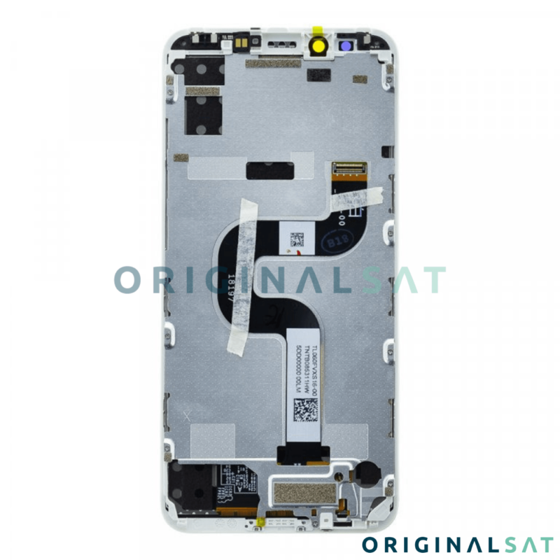 ORIGINAL LCD DISPLAY ORIGINAL XIAOMI MI A2 WHITE R