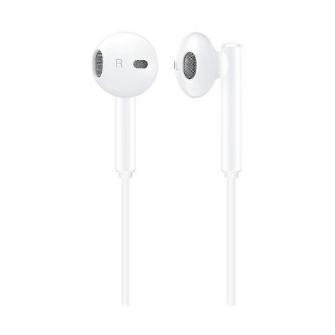 HEADPHONES HUAWEI CM33 TYPE C WHITE - repuestos moviles originales -3