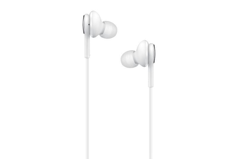 HEADPHONES SAMSUNG EO-IC100 TYPE C WHITE - repuestos moviles originales -3